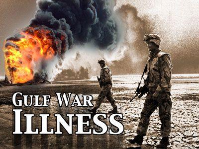 Gulf War Illness - Troops Got Nerve Gas Vaccine #gulfwarillness #gwi