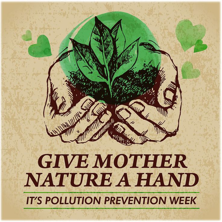 Pollution Prevention Week, September 18-23