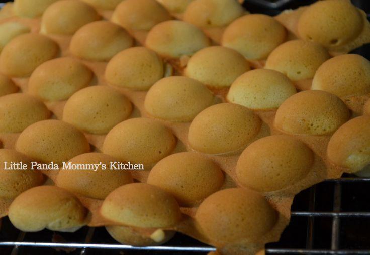 Easy Egg Waffle Recipe