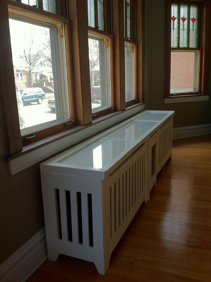 Radiator Covers | Do It Yourself Home Projects from Ana White