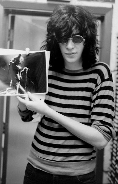 "Jeffrey Ross Hyman (May 19, 1951 – April 15, 2001), best known by his stage name ""Joey Ramone"", was an American musician and singer-songwriter, best known as the lead vocalist of the punk rock band the Ramones"