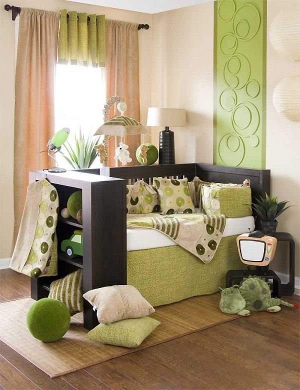 High Quality Contemporary Baby Nursery Decorating Ideas   Baby Room Decorating Ideas