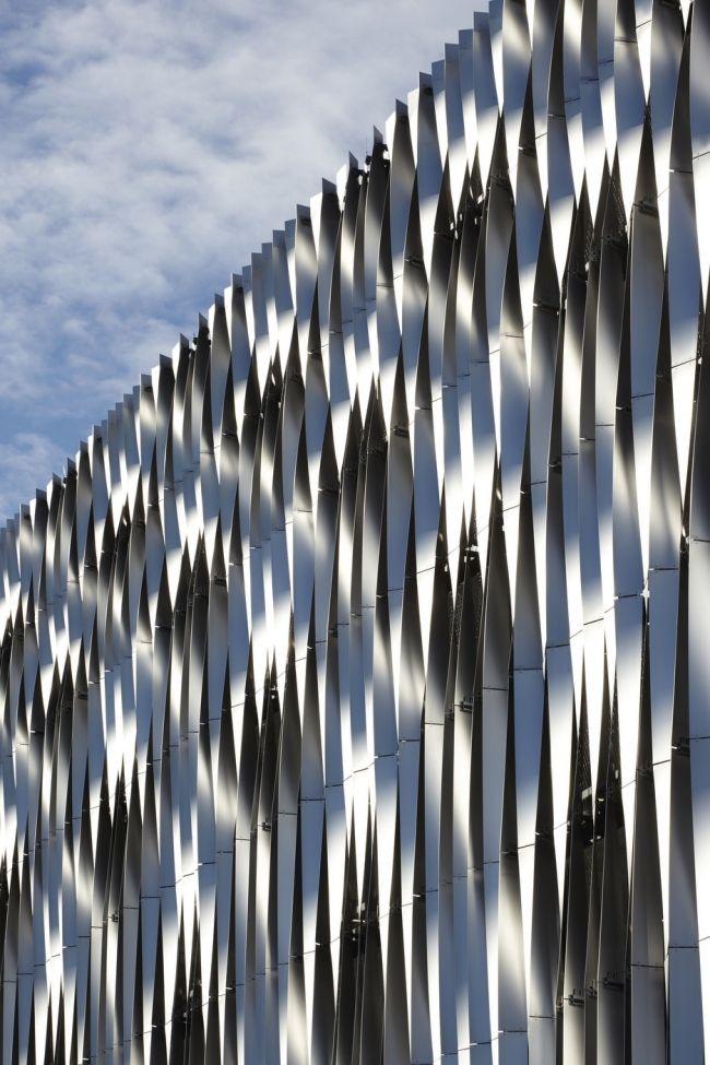 Торговый комплекс Victoria Gate © Jack Hobhouse