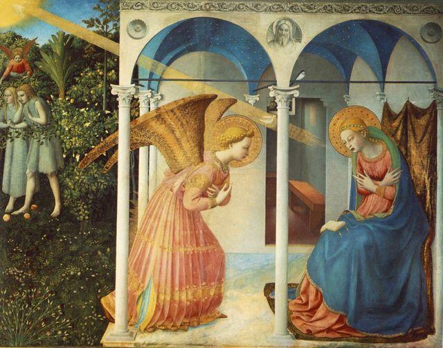 16 datos, historias e imágenes del arcángel Gabriel: ¿Cuál es el papel del arcángel Gabriel en la Anunciación?
