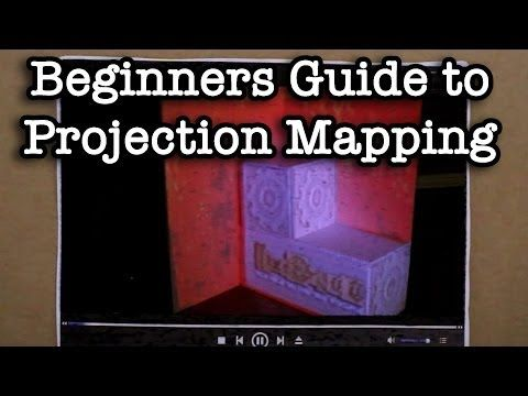 Beginners Guide Projection Mapping - YouTube