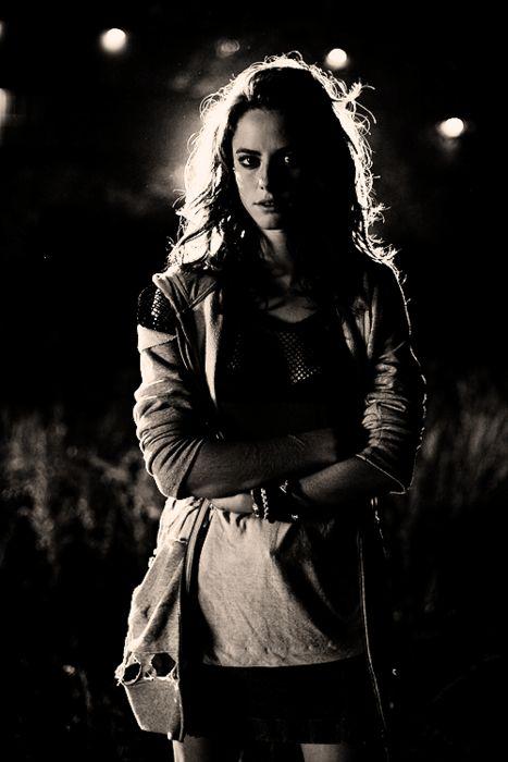Kaya Scodelario/ Effy from UK Skins. My all-time favorite tv character.
