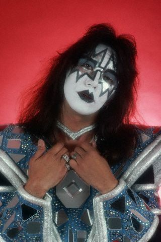 #Kiss #Rock #Band. Huge Ace Frehley fan right here!