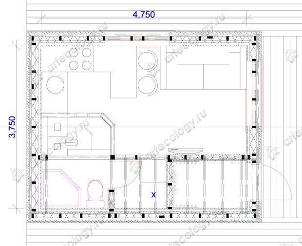 Планировка - layout