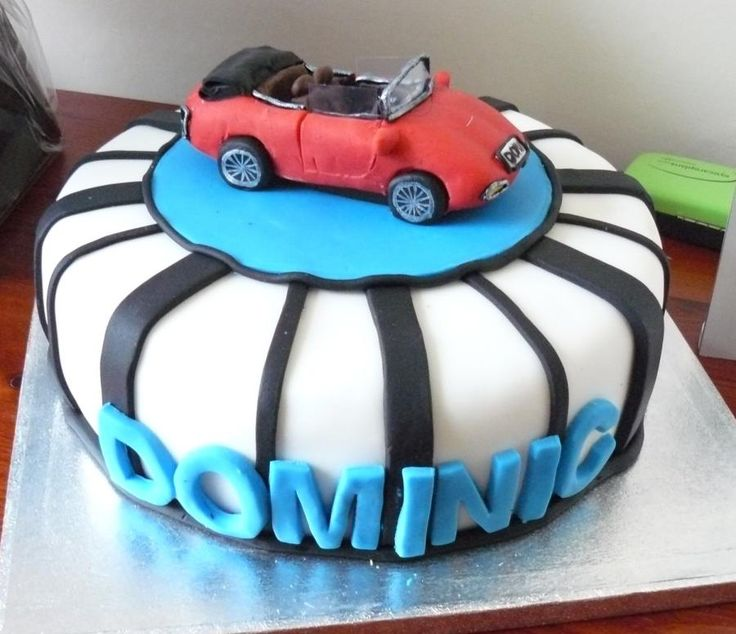 17 Best Images About Convertible Car Cakes On Pinterest