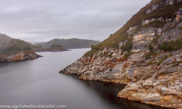 Gordon Dam, Strathgordon (Tasmania)- www.agirla4wdandatrailer.com