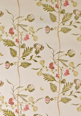 Lewis & Wood Floreat . . . I want to wallpaper a bathroom at Hathaway with this delicious paper!
