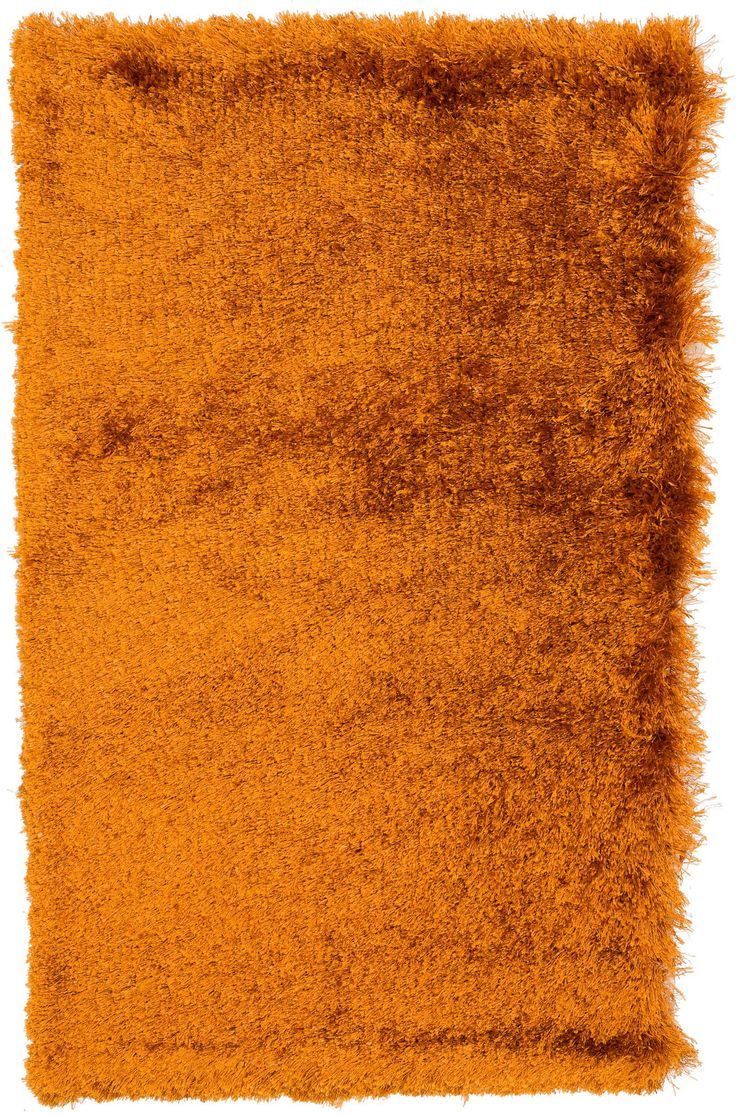 3x4 Brown Shag Rug