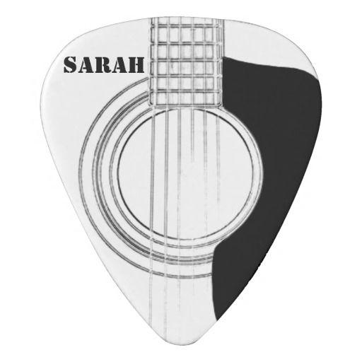 43 best guitar picks images on pinterest guitar picks guitars and monogram. Black Bedroom Furniture Sets. Home Design Ideas