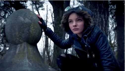 """Selina Kyle aka Catwoman (Camren Bicondova): 