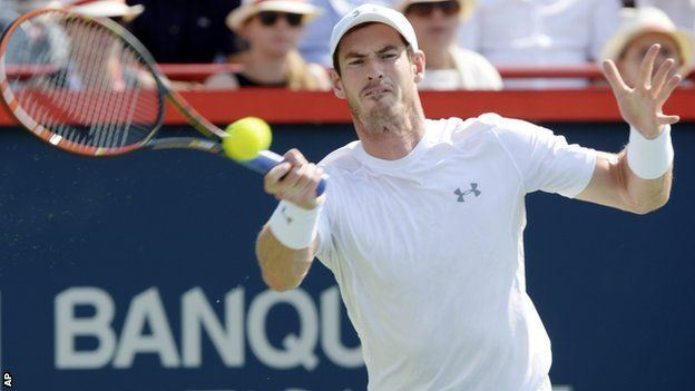 Andy Murray beats Novak Djokovic to win Rogers Cup final. Congratulations!