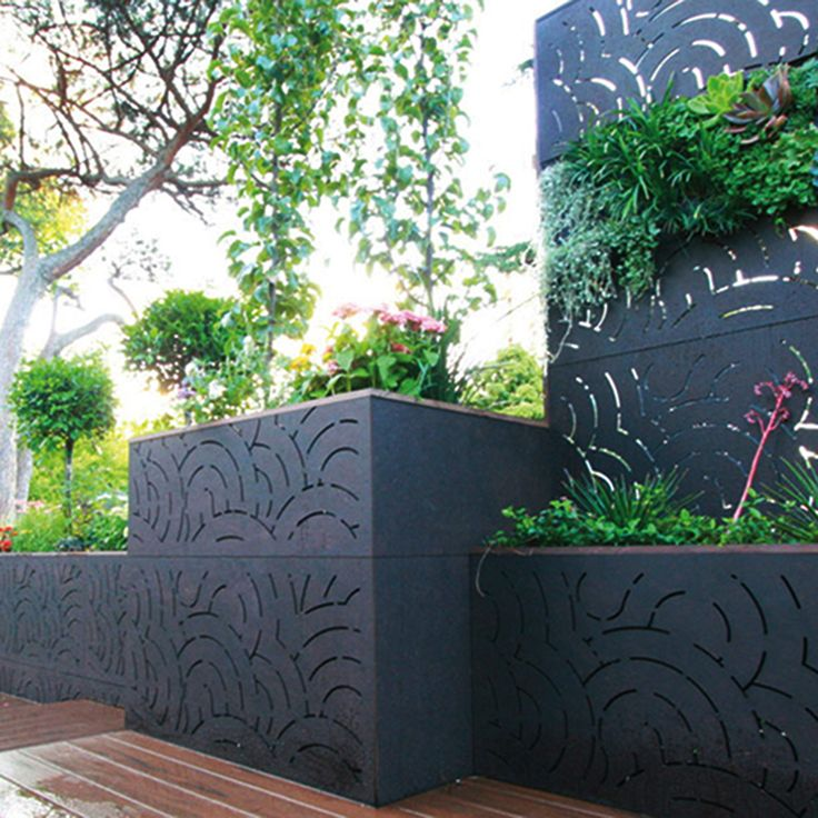 Cumulus Design  1200 mm(H) x 600 mm(W) Panels. 90%+ Privacy/ Blockout. Available at Chippy's Outdoor