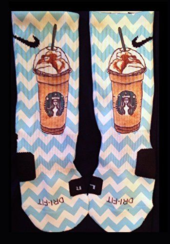 Starbucks Inspired Custom Nike Elite Socks Size Medium Nike http://www.amazon.com/dp/B017ANFV62/ref=cm_sw_r_pi_dp_L-ymwb0AJZH4E