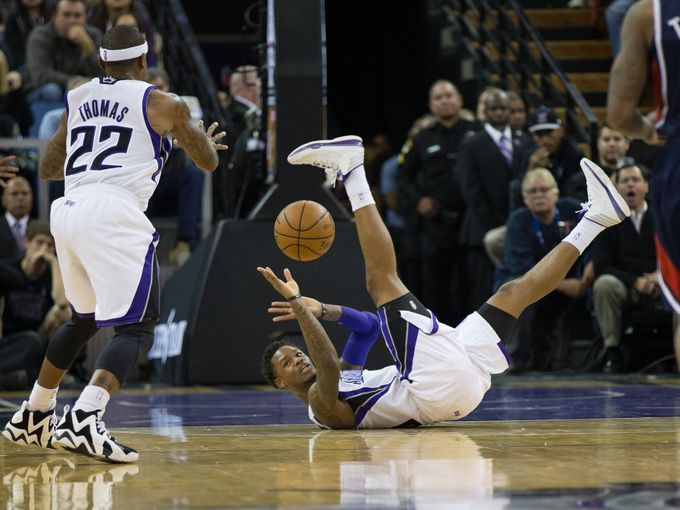 Sacramento Kings Ben McLemore,  Isaiah Thomas
