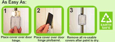 PAINT TOOL new painting tool READ REVIEWS http://www.hingecovers.com/Magnetic-Door-Hinge-Cover_c7.htm