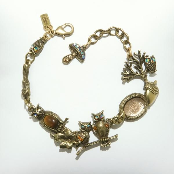 It's a Hoot Fall Owls Bracelet $62