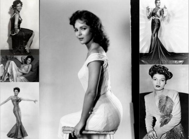 Nina Mae McKinney, Dorothy Dandridge, Josephine Baker, Eartha Kitt, Lena Horne, & Pearl Bailey