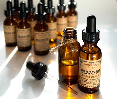 OUD Beard Oil. Luxury Beard Conditioner. All Natural Handmade Beard Moisturizer Made with Organic Avocado, Argan, Safflower, Castor, Vit E Oil - http://essential-organic.com/oud-beard-oil-luxury-beard-conditioner-all-natural-handmade-beard-moisturizer-made-with-organic-avocado-argan-safflower-castor-vit-e-oil/