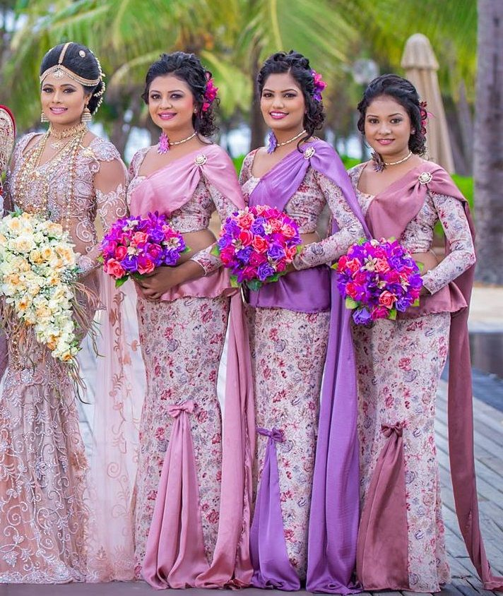 Wedding Hairstyle In Sri Lanka: Close Edit Description Sri Lankan Wedding
