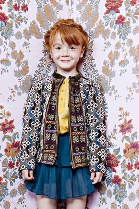 © julie ansiau - Antik Batik - 2013 kids look book