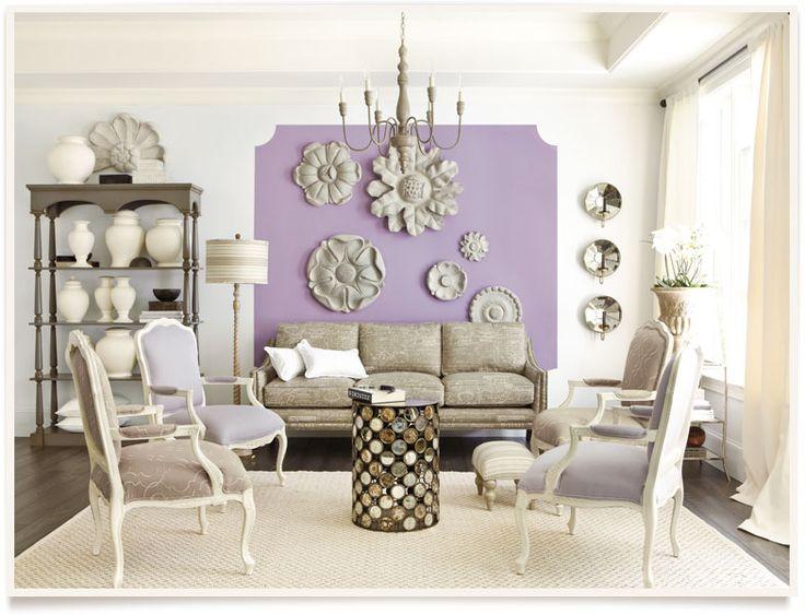 Purple Living Room Ideas: 25+ Best Purple Living Rooms Ideas On Pinterest
