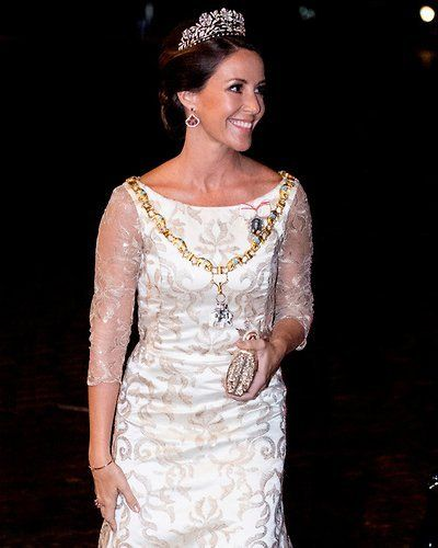 Danish Royal Family attended 2018 New Year Reception