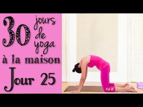 Défi Yoga - Jour 24 - Pratyahara, le retrait des sens vers l'intérieur - YouTube
