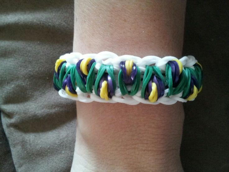 Valentine Bracelets Justin Toys : Best images about rainbow loom on pinterest