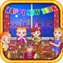 Download Baby Hazel New year Party:  Here we provide Baby Hazel New year Party V 7 for Android 2.3.2+ Play Baby Hazel New year Party game on your android device for free. Mom has invited Baby Hazel's friends Liam and Bella at home to celebrate New year eve. Help Baby Hazel and Mom in party preparations. Decorate the home,...  #Apps #androidgame ##AxisEntertainment  ##Casual