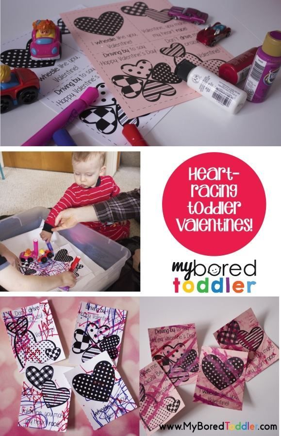 152 best Valentines Day activities images – Toddler Valentines Day Cards