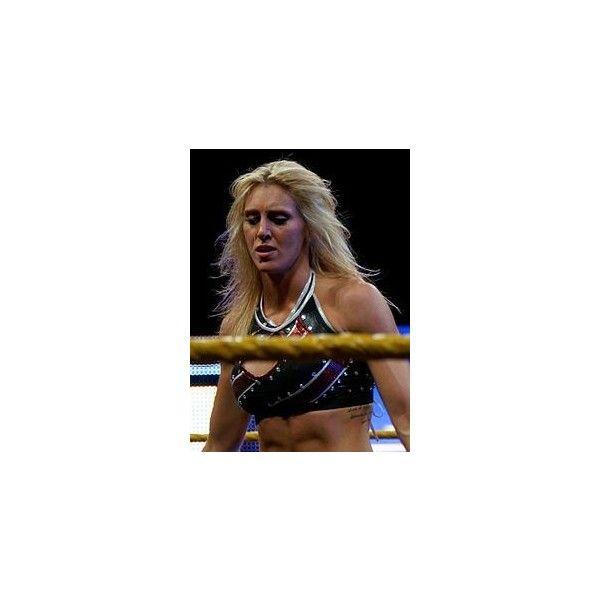 Charlotte (wrestler) - Wikipedia, the free encyclopedia via Polyvore