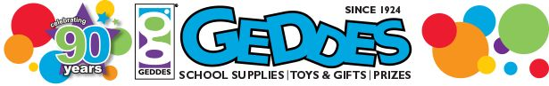 Your School Supply Store - Fun School Supplies & More | Shop GEDDES  -Best supplies for a student council store