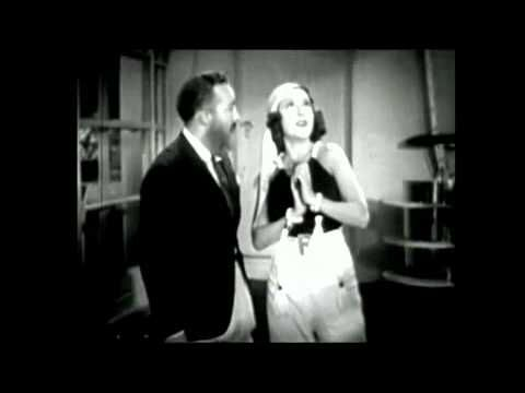"""Ethel Merman and Bing Crosby singing Cole Porter's """"You're The Top"""" in Anything Goes"""