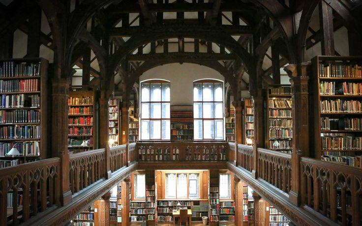 You Can Spend the Night Surrounded by Books at This Library in Wales   The Gladstone Library has 150,000 books in its collection for you to browse before bed.