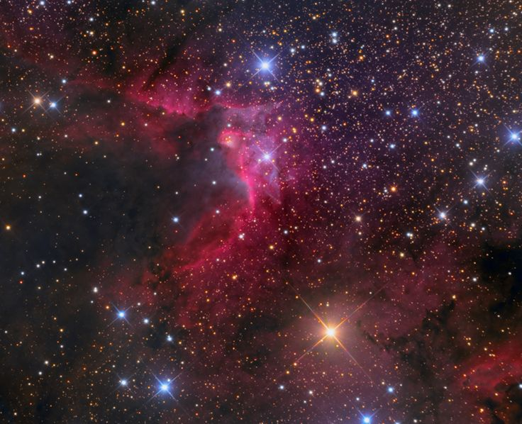 NASA's Astronomy Picture Of The Day: Sh2-155: The Cave Nebula