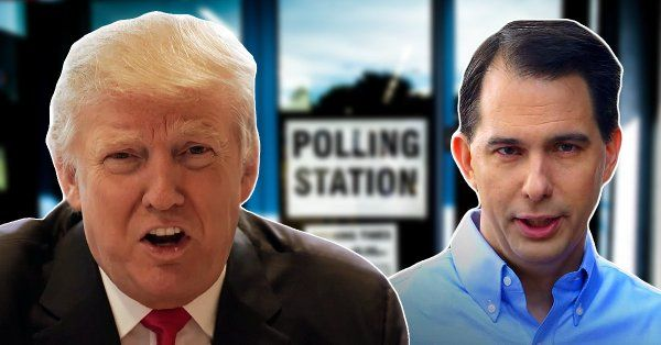 #Media #Oligarchs #Banks vs #Union #Occupy #BLM #SDF #Humanity  Demand Scott Walker Keep Confidential Voting Information from Donald Trump  http://act.onewisconsinnow.org/sign/demand-scott-walker-keep-confidential-voting-information-donald-trump/  Donald Trump wants states to turn over sensitive, personal information about voters. Our response: Hell No!  Donald Trump and his cabal want states to turn over sensitive, personal information about voters — including vote history, information…