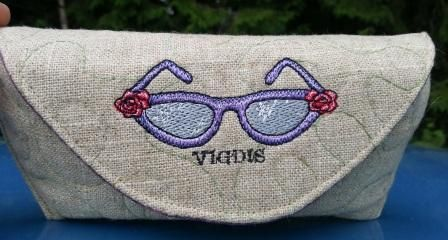 For your sunglasses