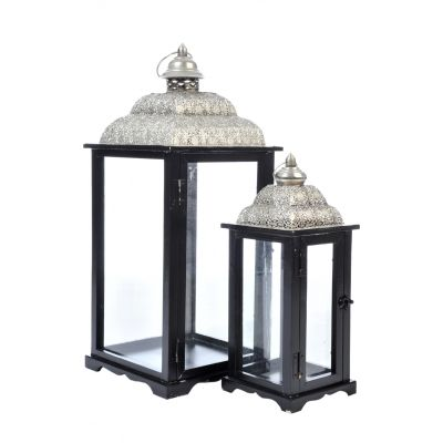 Kolekcja lampionów Orient marki Villa Coloniale / lantern