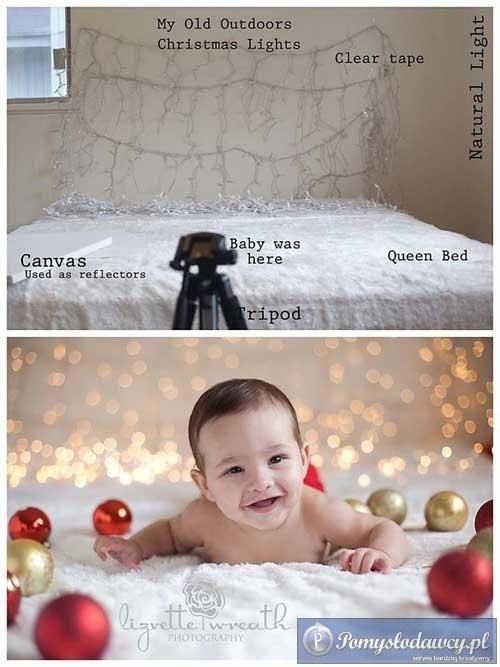 Christmas photo idea @Kelly Teske Goldsworthy Teske Goldsworthy Whitehead so cute