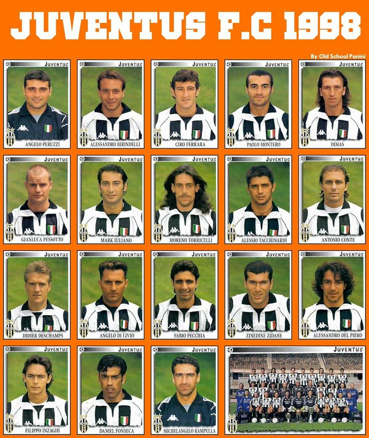 Juventus FC 1997-98