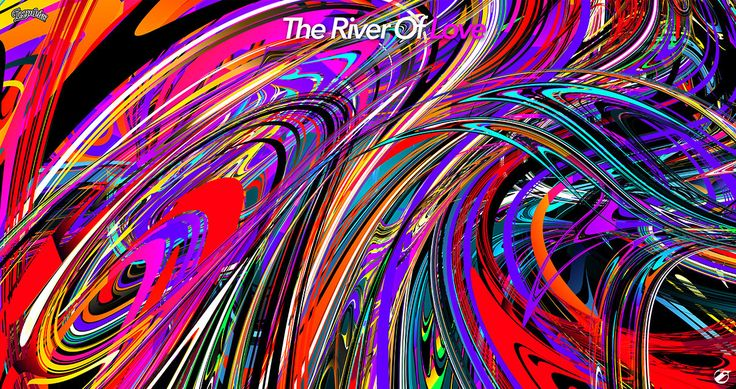 """Check out my @Behance project: """"The River Of Love - by J.E.Z."""" https://www.behance.net/gallery/52340117/The-River-Of-Love-by-JEZ"""