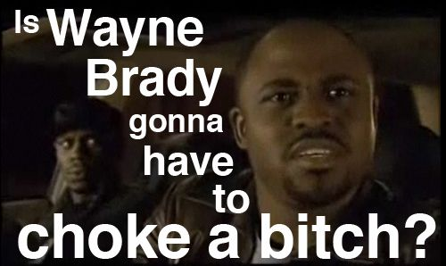 "Wayne Brady has had it with Bill Maher making jokes about his black street cred, saying ""I will beat (Maher's) ass in public."" Maybe he really is the Wayne Brady from ""Chappelle's Show""?"