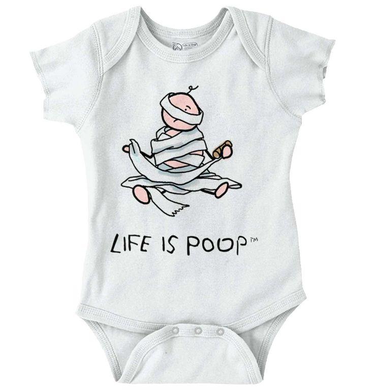 Baby Toilet Paper Baby Romper