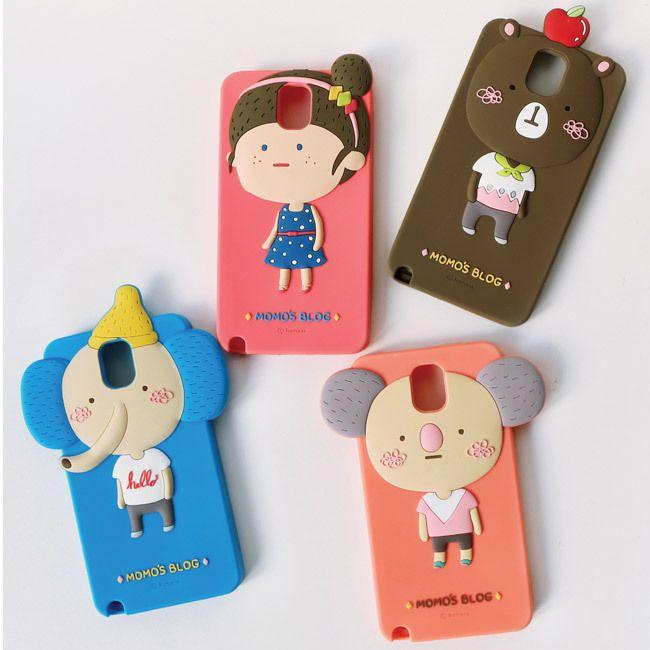 Romane MOMOs blog cute Galaxy note 3 jelly case (http://www.fallindesign.com/romane-momos-blog-cute-galaxy-note-3-jelly-case/)