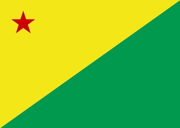 Acre`s Flag