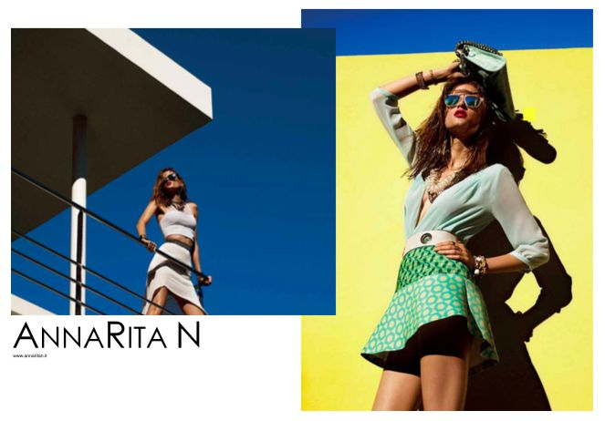 Advertising SS 14 AnnaRita N